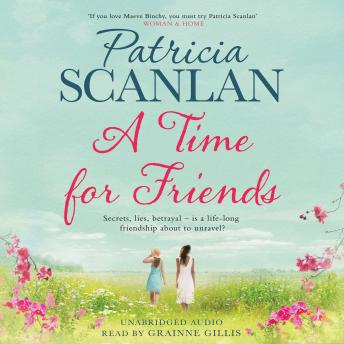 Time For Friends, Patricia Scanlan