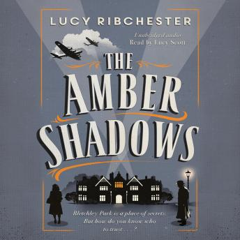 Amber Shadows, Lucy Ribchester