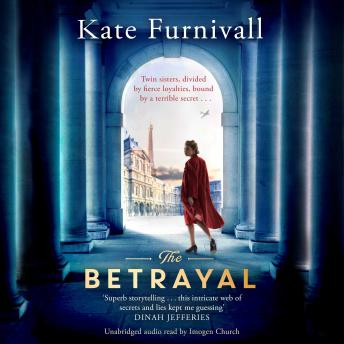 Betrayal: The Top Ten Bestseller, Kate Furnivall