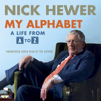 My Alphabet: A Life from A to Z details