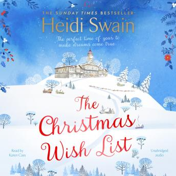 The Christmas Wish List: The perfect cosy read to settle down with this autumn