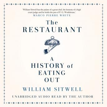 Restaurant: A History of Eating Out details