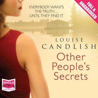 Other People's Secrets, Louise Candlish