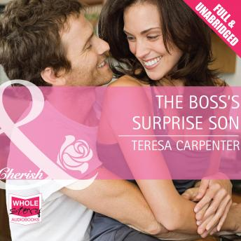 Boss's Surprise Son, Teresa Carpenter