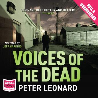 Voices of the Dead, Peter Leonard