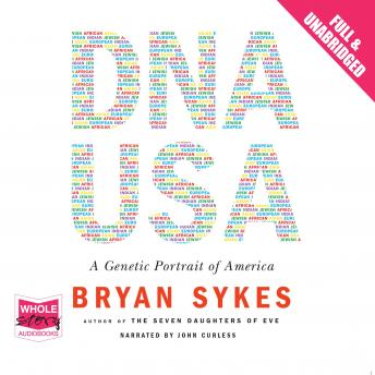 DNA USA, Bryan Sykes