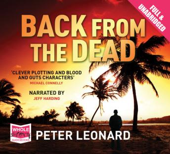 Back From the Dead, Peter Leonard