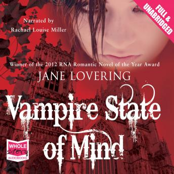 Vampire State of Mind, Jane Lovering