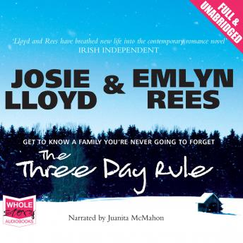 Three Day Rule, Josie Lloyd, Multiple Authors, Emlyn Rees