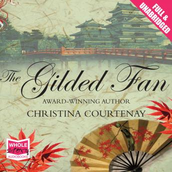 Gilded Fan, Christina Courtenay