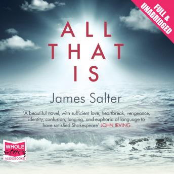 All That Is, James Salter