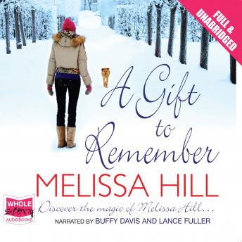 Gift to Remember, Melissa Hill