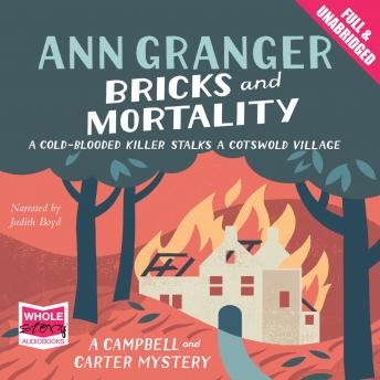 Bricks and Mortality, Ann Granger