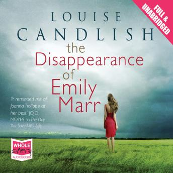 Disappearance of Emily Marr, Louise Candlish