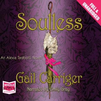 Soulless, Gail Carriger