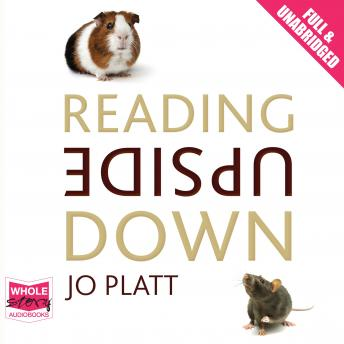 Reading Upside Down, Jo Platt