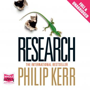 Research, Philip Kerr