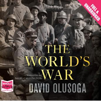 World's War, David Olusoga