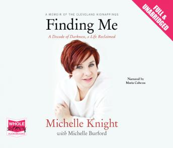 Finding Me, Michelle Knight, Michelle Burford