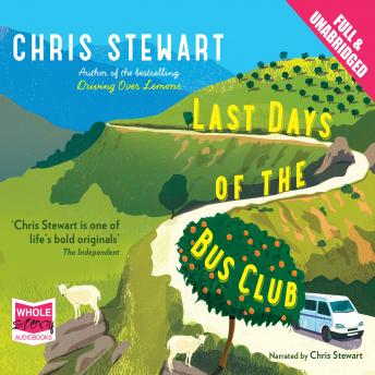 Download Last Days of the Bus Club by Chris Stewart