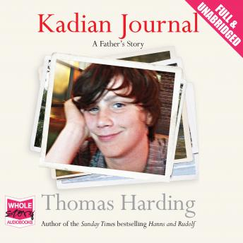 Kadian Journal, Thomas Harding