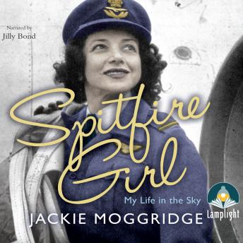 Spitfire Girl, Jackie Moggridge