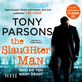 Slaughter Man, Tony Parsons