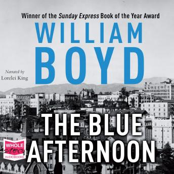 Blue Afternoon, William Boyd