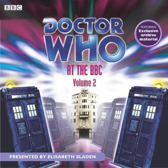 Doctor Who At The BBC: Volume 1: 30 Years And Beyond