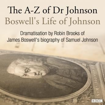 Download A-Z Of Dr Johnson: Boswell's Life Of Johnson by James Boswell