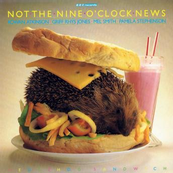 Not The Nine O'Clock News  Hedgehog Sandwich(Vintage Beeb)