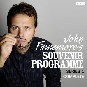 John Finnemore's Souvenir Programme: Series 1: The BBC Radio 4 comedy sketch show