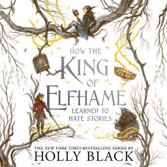 How the King of Elfhame Learned to Hate Stories (The Folk of the Air series) Perfect Christmas gift