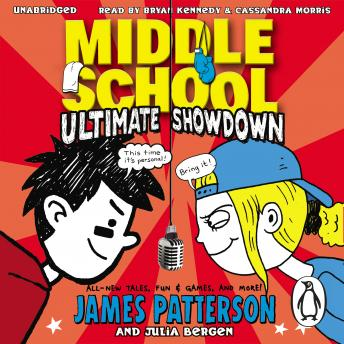 Middle School: Ultimate Showdown: (Middle School 5), James Patterson