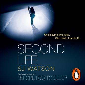 Second Life, S J Watson