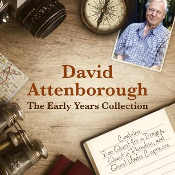 David Attenborough: The Early Years Collection: The BBC Collection