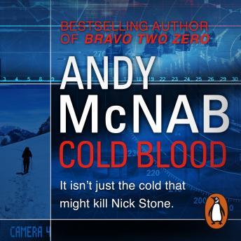 Cold Blood: (Nick Stone Thriller 18), Andy McNab