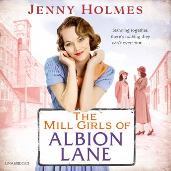 Mill Girls of Albion Lane, Jenny Holmes