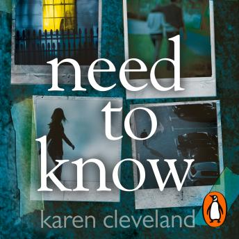 Need To Know: The Sunday Times Bestseller, Karen Cleveland