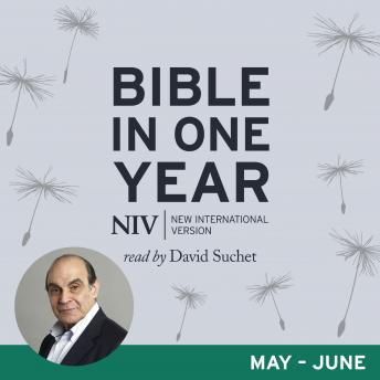 NIV Audio Bible in One Year (May-Jun): read by David Suchet, New International Version