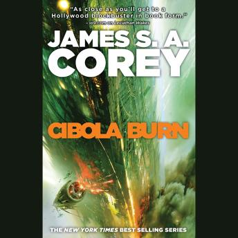 Download Cibola Burn by James S. A. Corey