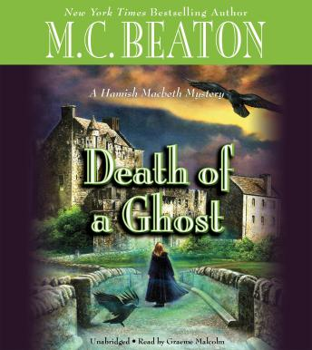 Download Death of a Ghost by M. C. Beaton
