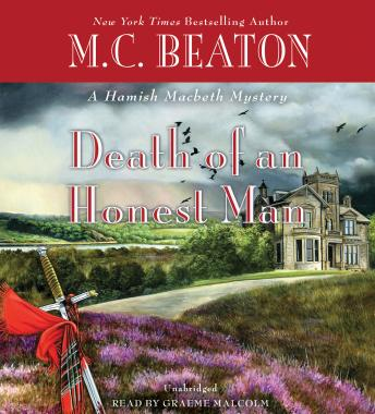 Download Death of an Honest Man by M. C. Beaton