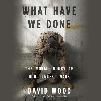 What Have We Done: The Moral Injury of Our Longest Wars, David Wood
