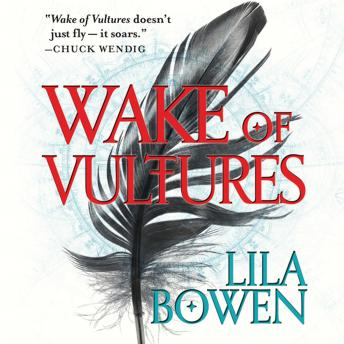 Download Wake of Vultures by Lila Bowen
