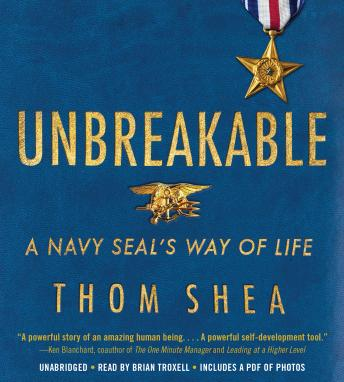 Unbreakable: A Navy SEAL's Way of Life sample.