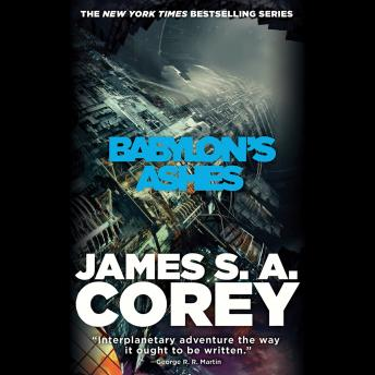 Babylon's Ashes, James S.A. Corey
