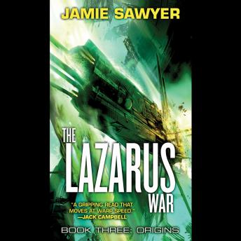 Lazarus War: Origins, Jamie Sawyer