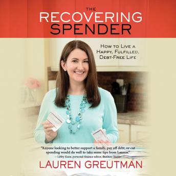 Recovering Spender, Lauren Greutman