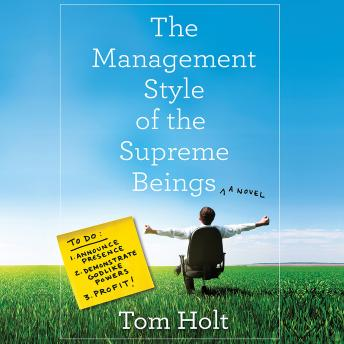 Management Style of the Supreme Beings, Tom Holt